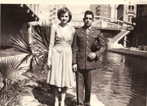 Wedding: December 24, 1942